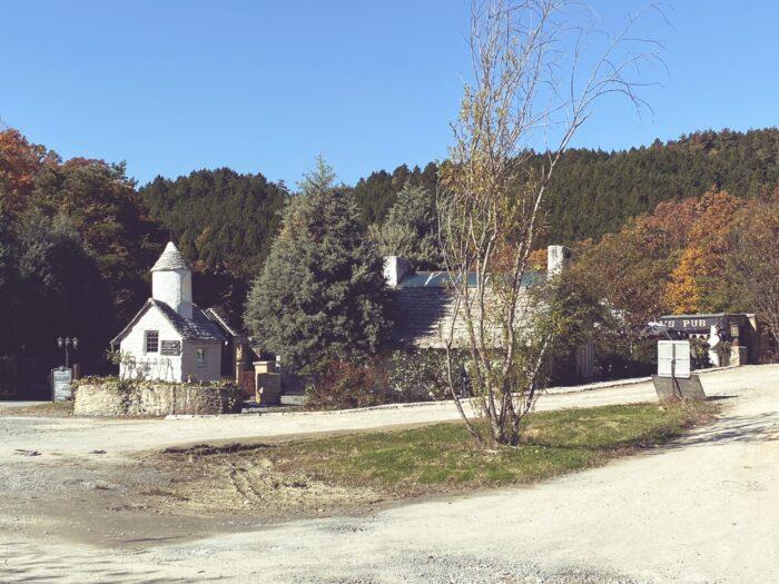 ドゥリムトン村入口